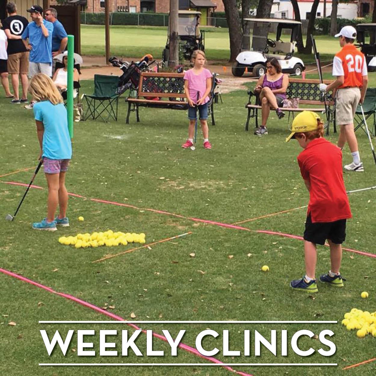 Weekly-Clinics