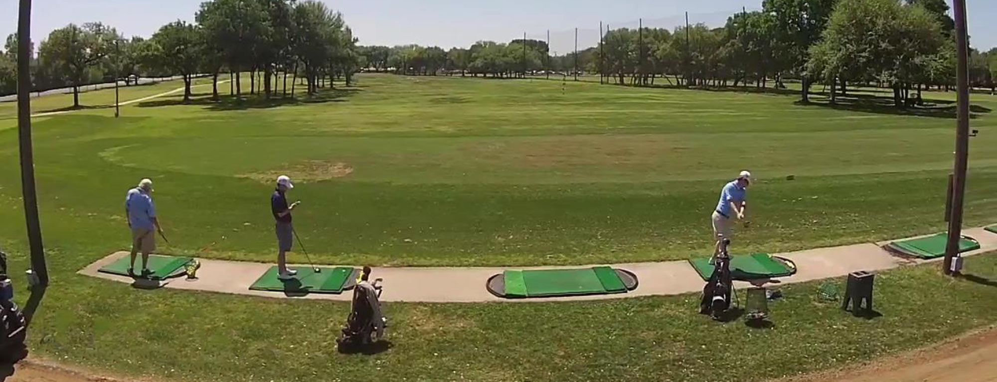 The official website of balcones country club driving range